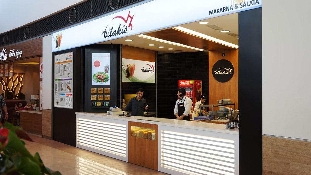Fast Food Dekorasyon