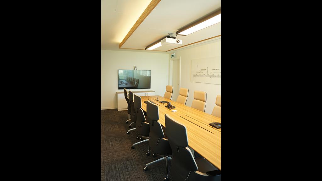 Toplantı Masası Tasarımı