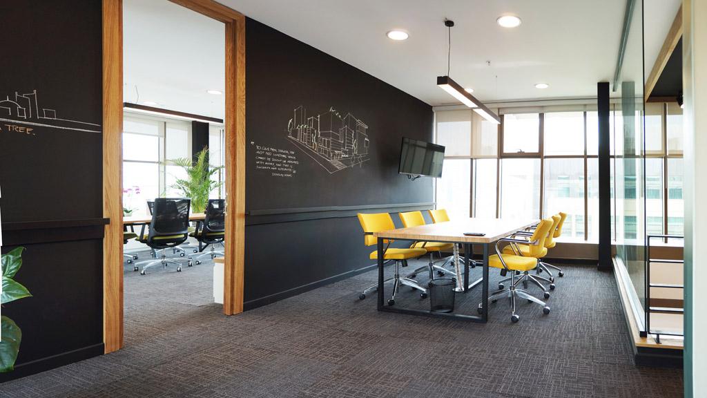 Toplantı Odası Projesi