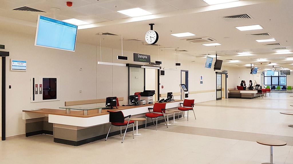 Hastane Koridor