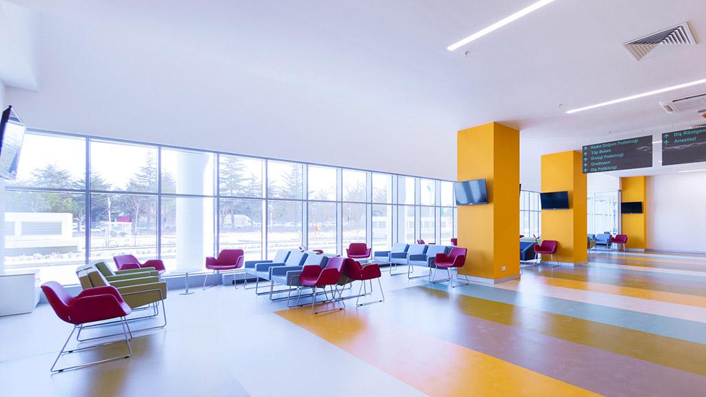 Hastane İç Mimari