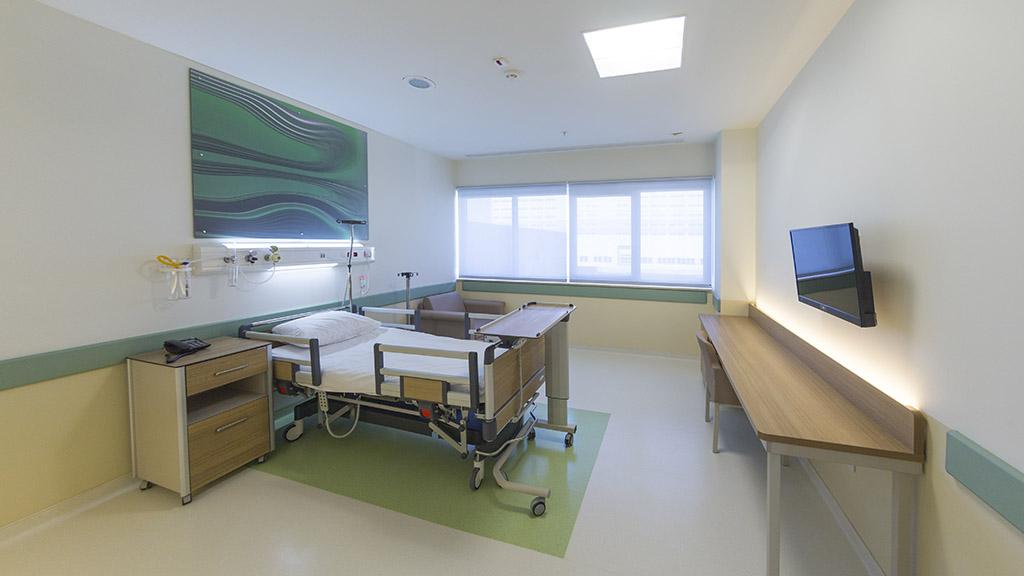 Hasta Odası Dekorasyon
