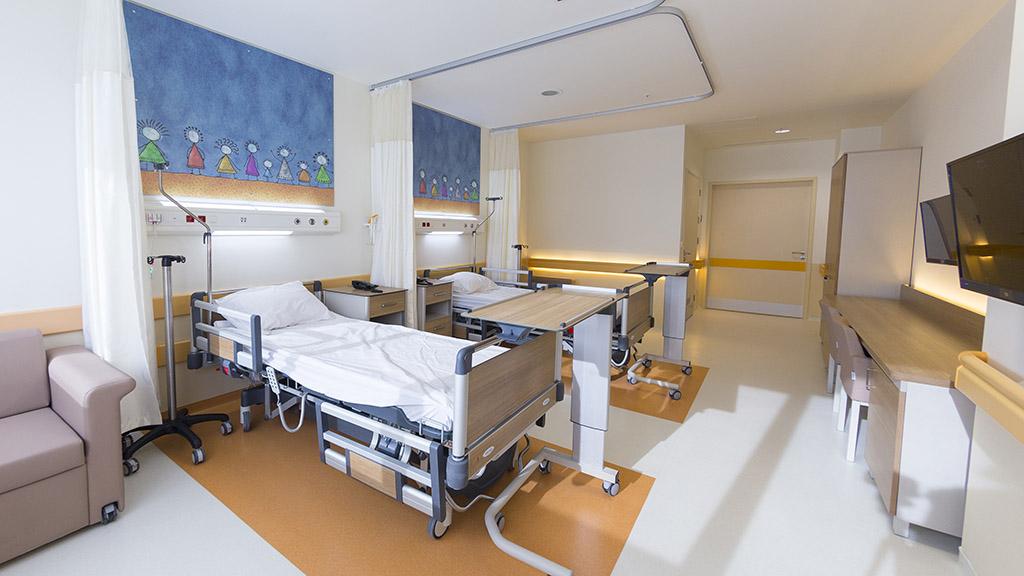 Hasta Odası İç Mimari