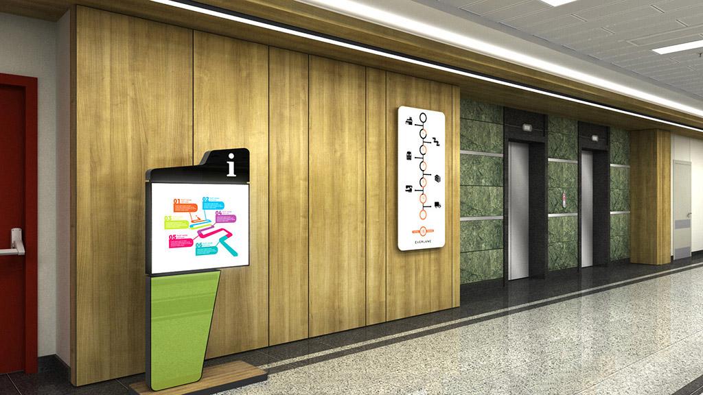 Asansör Kaplama Tasarımı