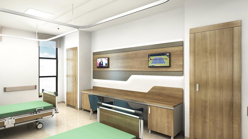 Hastane Standart Hasta Odası