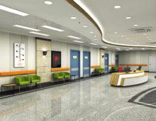 Eskişehir Şehir Hastanesi – İç Mimari Projelendirme