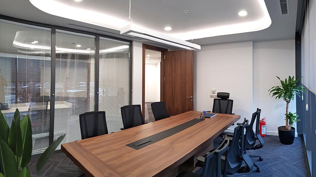 Toplantı Odası İç Mimari